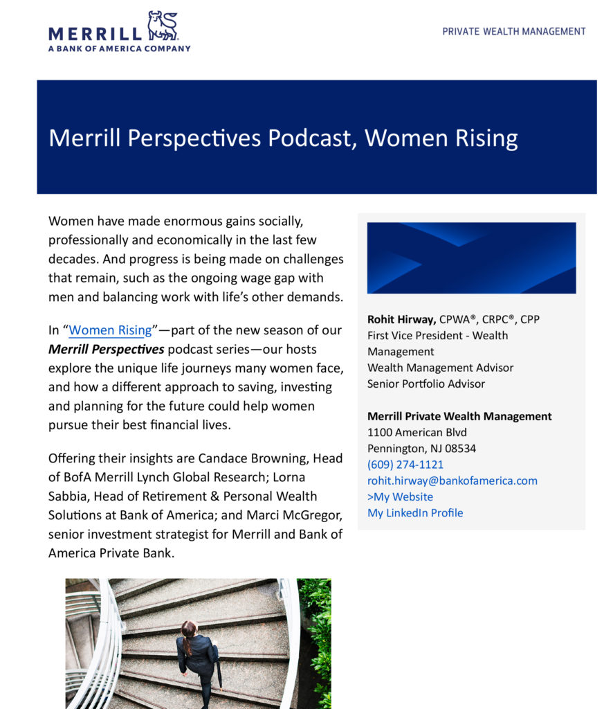 Merrill Perspectives Podcast